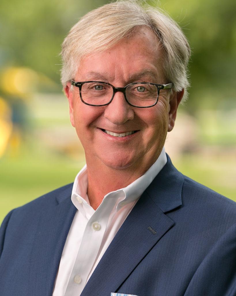 Bob Myers - Portrait