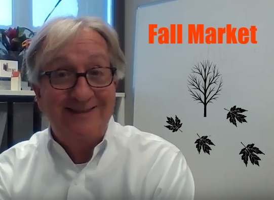 Fall Market Is For Buyers