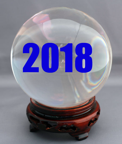 2018 Crystal Ball